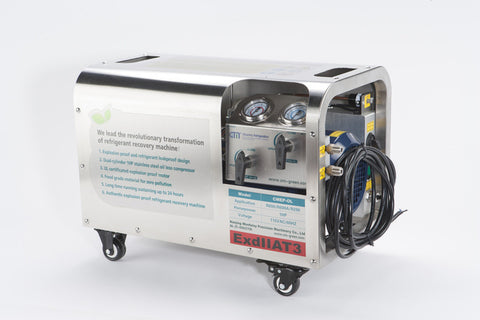 CMEP-OL Refrigerant Recovery Pump