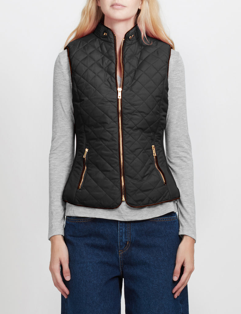 Find quilted vest at Macy's Macy's Presents: The Edit - A curated mix of fashion and inspiration Check It Out Free Shipping with $49 purchase + Free Store Pickup.