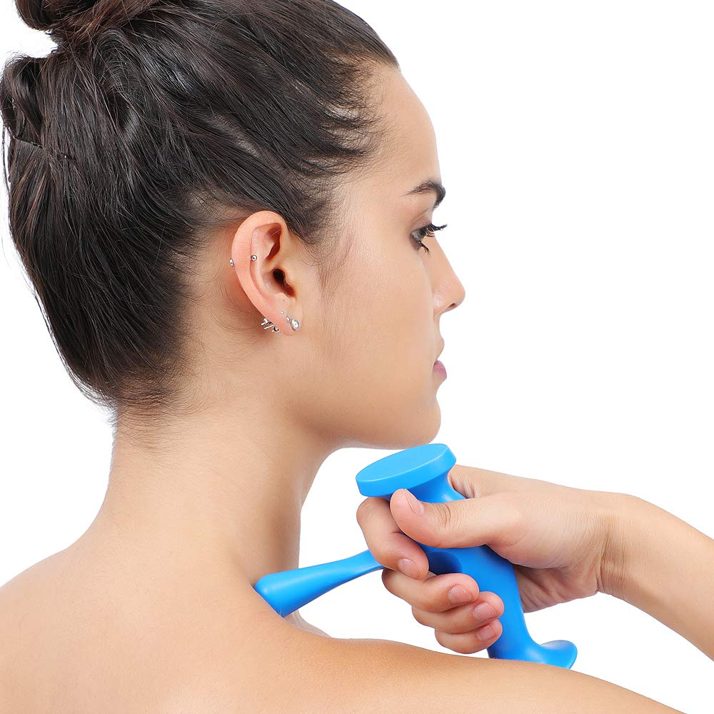 Handheld Deep Tissue Trigger Self Massager