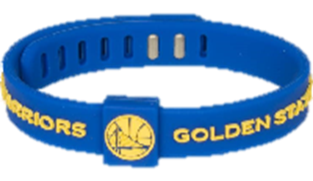 Golden State Warriors - Wrist Band