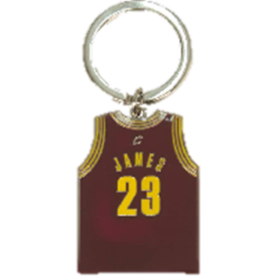 Cleveland Cavaliers Le Bron James - Key Ring