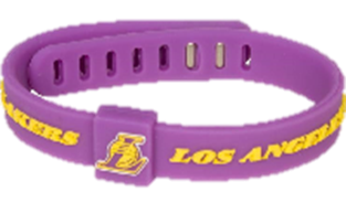 Los Angeles Lakers - Wrist Band