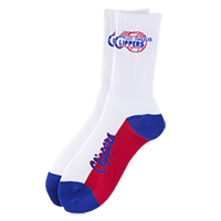 Los Angeles Clippers Socks