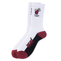 Miami Heat Socks