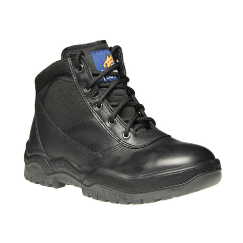 Mongrel S/Toe Work Boot Black (261020)