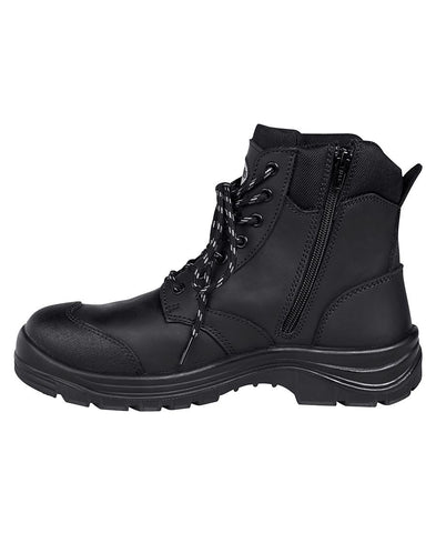 JB's S/Toe Work Boot BLACK (9F2)