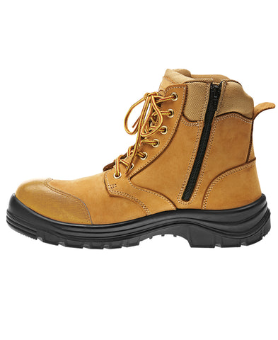 JB'sl S/Toe Work Boot TAN/WHEAT (9F2)