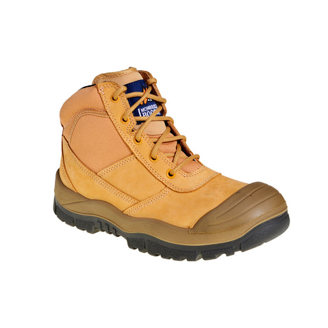 Mongrel S/Toe with Scuff Guard Work Boot TAN/WHEAT (461050)