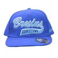 Bankstown Bruins 3D Snap Back Cap