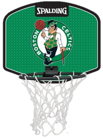 Boston Celtics Mini Backboards