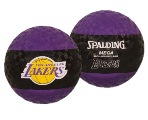Los Angeles Lakers Hi Bounce Balls