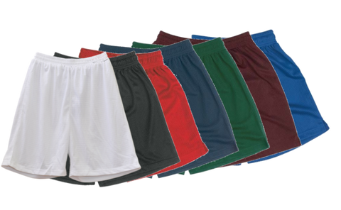 BASKETBALL TEAM SHORTS (8 Shorts)