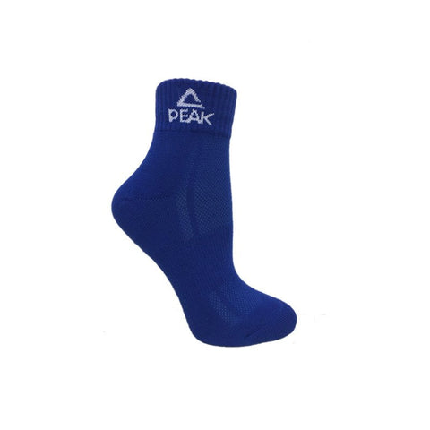 BASKETBALL AUS BLUE CREW SOCKS