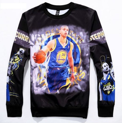Stephen Curry Black Kids Jumper