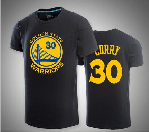 Stephen Curry Black Kids T-shirt