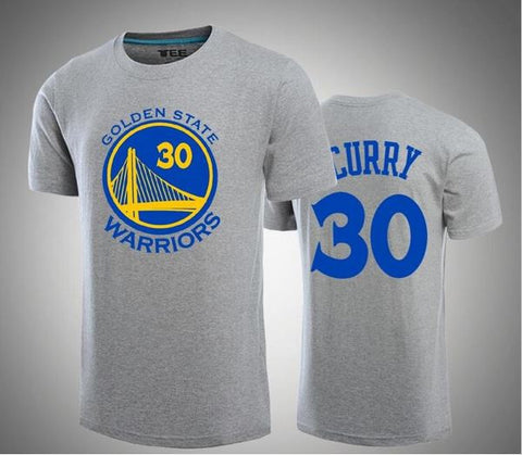Stephen Curry Grey Kids T-shirt