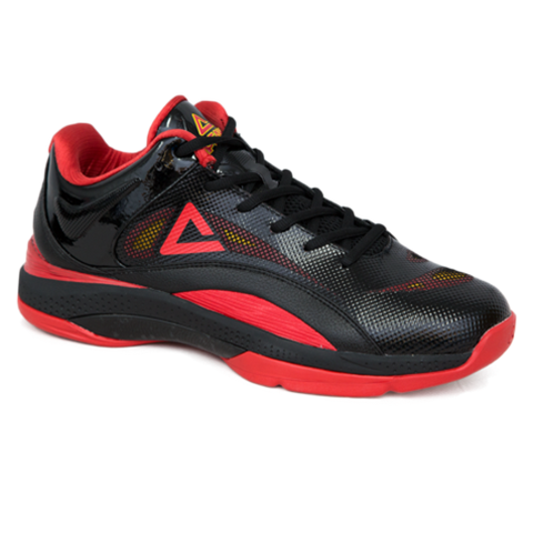 PEAK Gradient Black Red