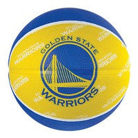 Golden State Warriors Rubber Basketballs