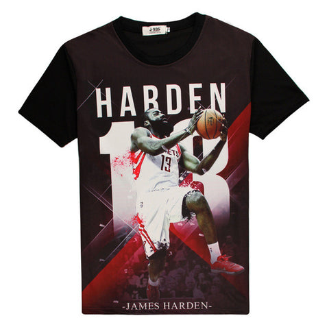 James Harden Black T-shirt