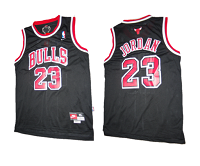 BUDGET CHICAGO Bulls MICHAEL Jordan Black  - Free Delivery