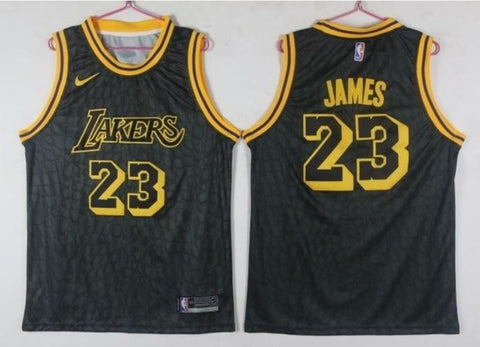 BUDGET LA LAKERS LEBRON James Black - Free Delivery