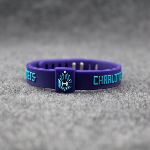 New Orlean Charlottes - Wrist Band