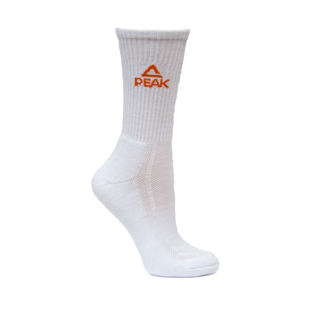 BASKETBALL AUS WHITE LONG SOCKS