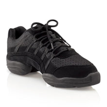 Load image into Gallery viewer, Product image of Capezio Rock It Dansneaker, style SD24C, color black.