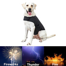Load image into Gallery viewer, Premium Dog Thunder Jacket & Anxiety Calming Vest