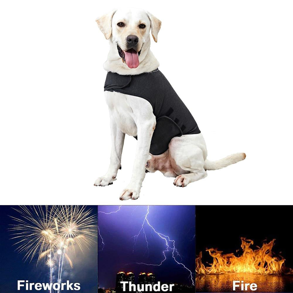 Premium Dog Thunder Jacket & Anxiety Calming Vest
