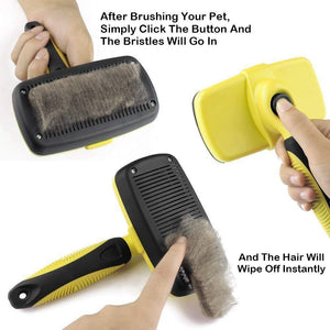 Slicker Brush By Doggy Bunch