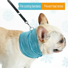 Load image into Gallery viewer, Dog Cooling Bandana By Doggy Bunch
