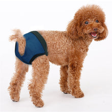 Load image into Gallery viewer, Adjustable Dog & Puppy Diaper + Free 3 Diaper Pads