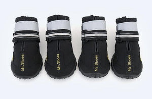 Deluxe Dog Rain Boot & Snow Boots (All Sizes Available)