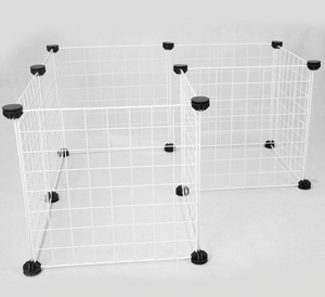 Foldable & Portable Dog Playpen (8 Panels)
