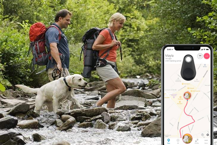 Waterproof Dog GPS Tracker