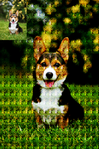 Digital Custom Dog Portraits With Fun Themes