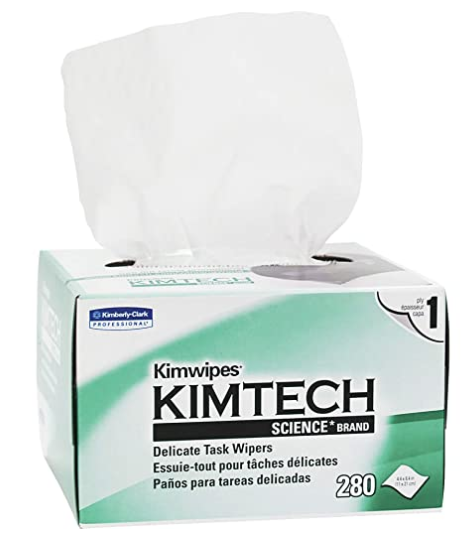 Kim Wipes- 34155 30 or 60 Boxes - Connectedfibers-Online