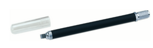 Black Handle Carbide Blade Scribe For Fiber Optic Terminations - Connectedfibers-Online