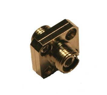 Adapter/Coupler FC SM Female to Female  (Minimum 10 Pieces) - Connectedfibers-Online