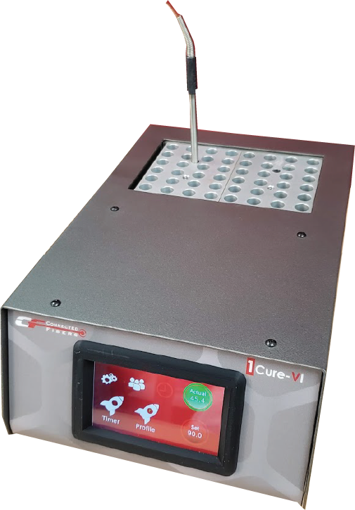 1Cure-VI Epoxy Curing Oven - Connectedfibers-Online