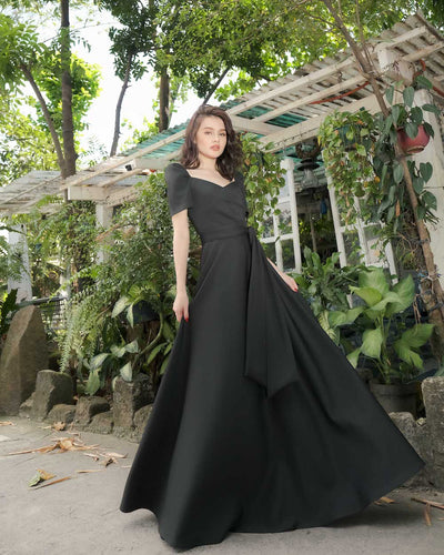 Filipina Gown