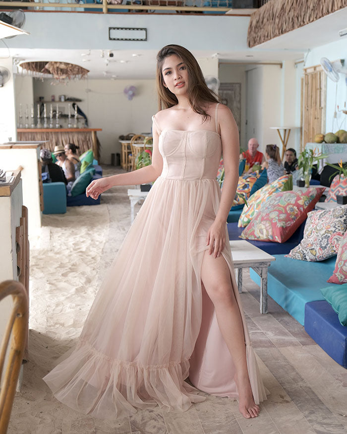Chalice Tulle Gown