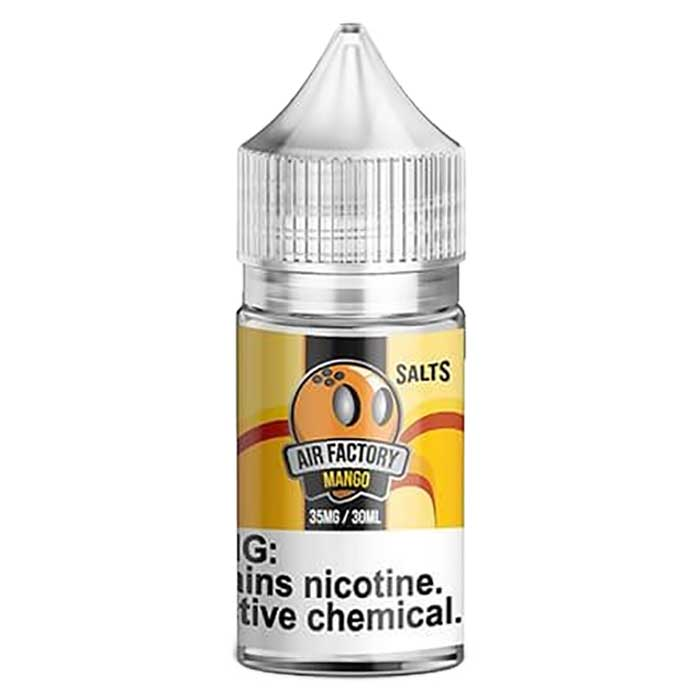 Air Factory Salts Mango - Dukkan Vape UAE