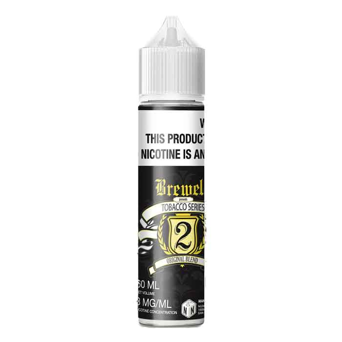 Original Blend - Brewell E Juice - Dukkan Vape UAE