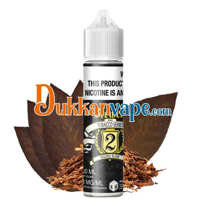 Original Blend - Brewell Tobacco E Juice - 60mL - Dukkan Vape UAE