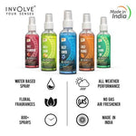 Involve® Garden Fragrances - Sweet Strawberry Spray Air Freshener