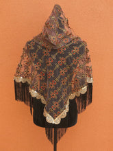 Load image into Gallery viewer, Ruby Hooded Shawl