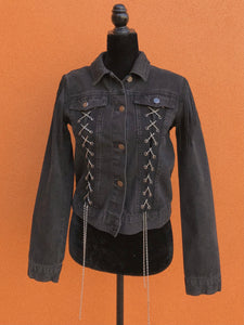 Mor3ib chained jacket