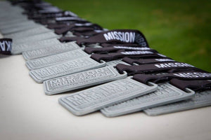 dryrobe Sponsors Mission Unbreakable 2018